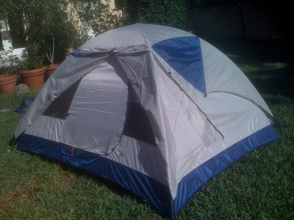Kelty Teton 4 Tent