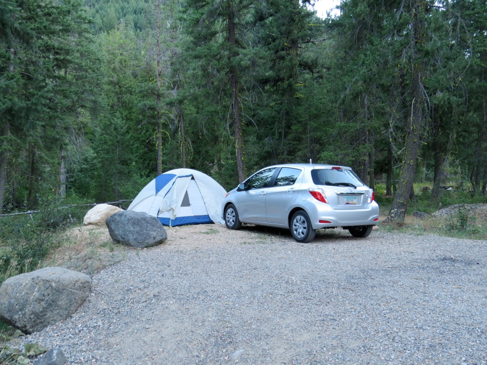 My Kelty Teton 4 Tent