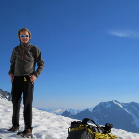 Montane Volt Fleece - Quien Sabe Glacier - North Cascades National Park