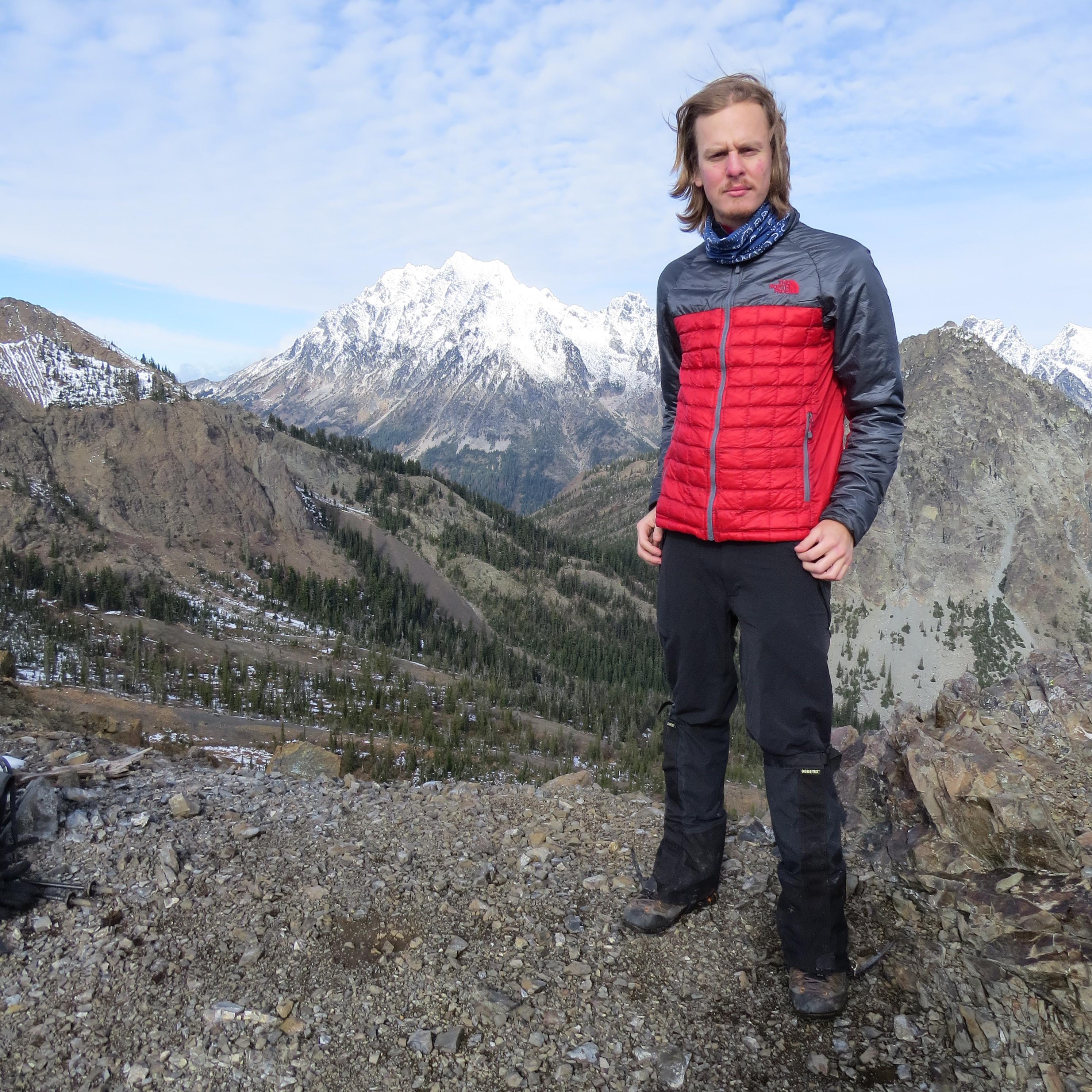 The North Face Thermoball Remix Jacket Review Mike Off The Map