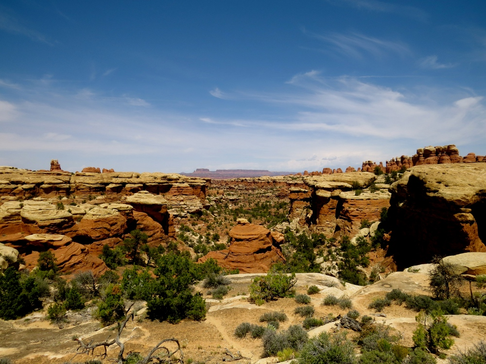Canyonlands National Park and Castle Valley