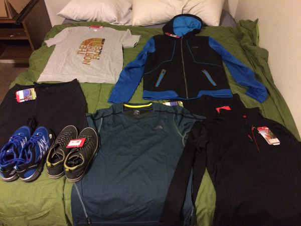 The North Face Mountain Athletics Series